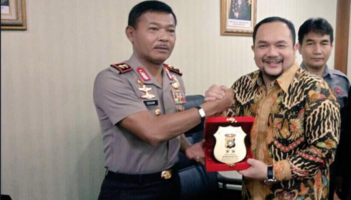 Diskusi Bersama Polda Metro DKI Jakarta, Membangun Masyarakat Sadar Hukum